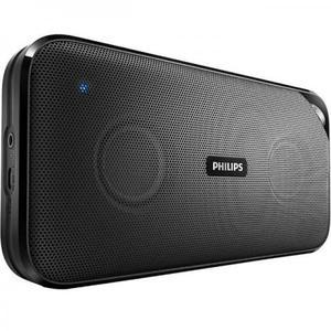 (Nova Lacrada) Caixa de Som Philips BTB/00 Preta com