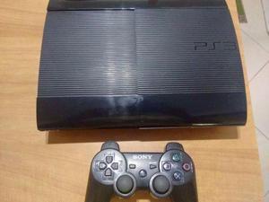 Playstation 3 Super Slim 500 GB - Aceito Ofertas