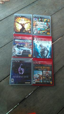 Vendo ou troco por controle original de PS3