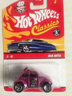 Carros Hot Wheels Classic