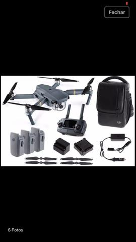 Drone Dji Mavic Pro Combo Fly