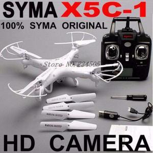 Drone quadricoptero Syma X5c 100% Original Câmera Hd
