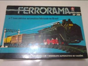 Ferrorama Xp 200 Estrela Anos 80