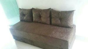 Sofá cama direto da fabrica várias cores