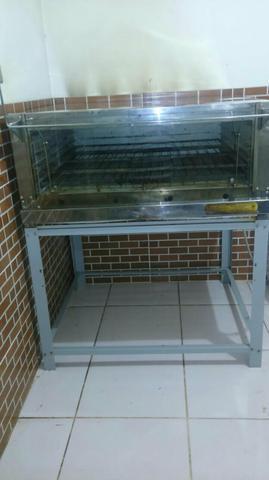 Vendo forno industrial inox