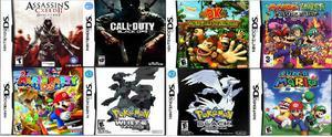 125 Jodos 3DS, DS Lite, DSi +  Jogos nos Emuladores