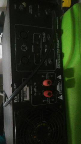Amplificador ZX 800 Unic