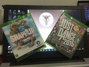 Just Dance  e Shape UP - Xbox One