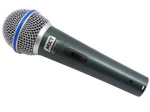 Microfone Dinâmico Profissional