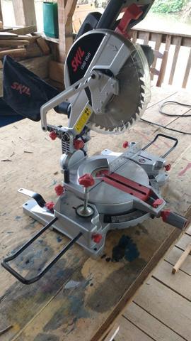 Serra esquadria Skil w 220v rpm a laser