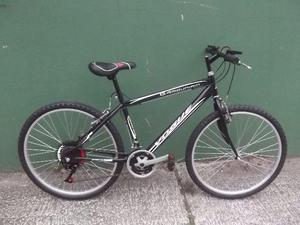 Bicicleta aro 26 nova 21 marchas