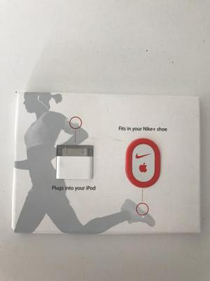 Chip de Corrida Apple Nike+