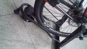Rolo De Treino Exercicle Novo, facil de instalar na Bike.