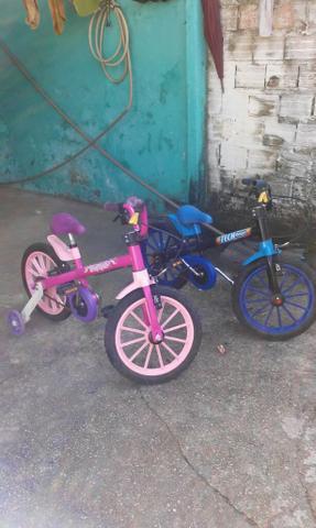 Vendo 2 bicicletas novas