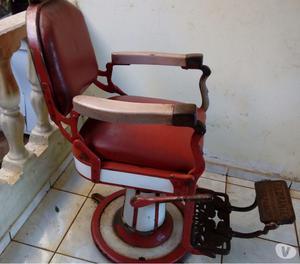 Vendo cadeira barbeiro Ferrante
