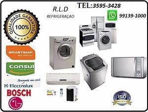 Concerto e Assistencia Tecnica de maquina de lavar