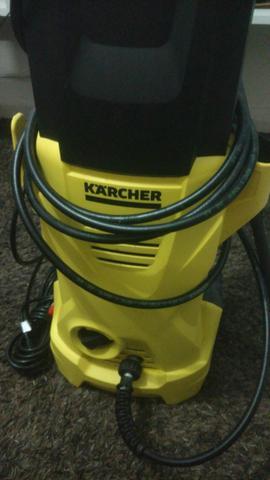 Lavadora de Alta Pressão Karcher K  com Tubeira Vario