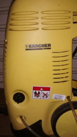 Lavadora de alta pressão Karcher
