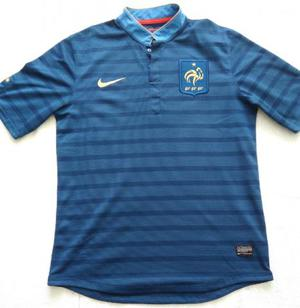 Camisa frança nike original azul  8edd9944d2b13