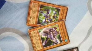 Cartas Yu-Gi-Oh e Yu-Gi-Oh GX