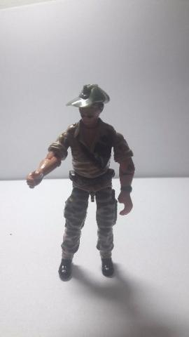 Comandos Em Ação - Boneco Patrulheiro Da Selva