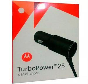 Carregador Veicular Turbo Power Motorola com 2 entradas