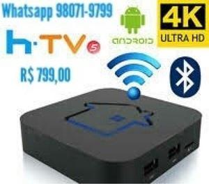 BTV box Android * HTV 5 * RIO DE JANEIRO *