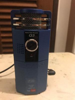 Gravador de Vídeo e Audio Zoom Q3 Handy Recorder