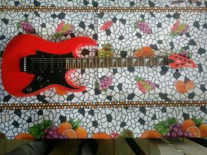 Guitarra vendo ou troco por tv ou celular