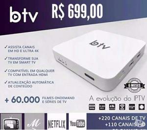 HTV BOX 5 * RIO DE JANEIRO * R$