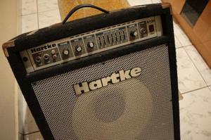 Hartke A 100 para Contrabaixo