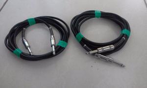 Kit de cabos P10 de 3 e 4 metros