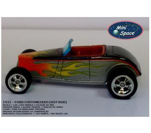 Miniatura 1:64 Ford Customizado  da Hot Wheels