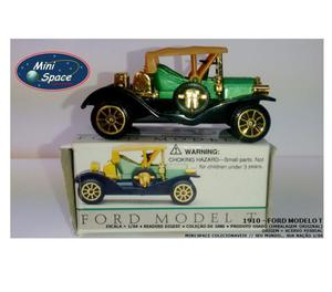 Miniatura 1:64 Ford Modelo T  Calhambeque Readers Digest