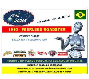 "Miniatura 1:64 Peerless  ""Calhambeque"" da Readers"