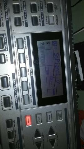Teclado Roland EXR 5