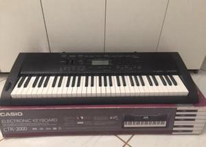 Teclado musical Casio CTK -