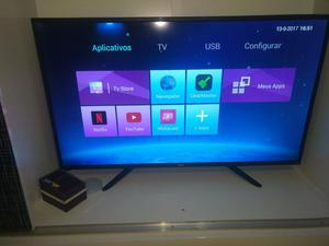 Tv smart 42 polegadas 3d ultra slim. Philco