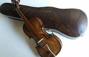 Violino Rolim Especial 4/4 Envelhecido Fosco