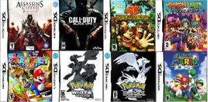 120 Jogos para Nintendo 3DS, DSi, DS Lite e mais  Jogos