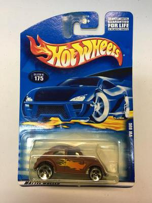 Miniatura fusca hot wheels