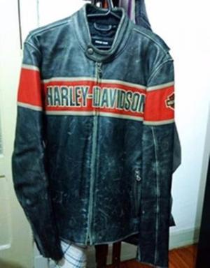 Jaqueta Harley Davidson legítima de Couro sp