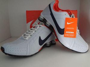 Nike Shox Junior Branco TM 40 Aceito Cartões