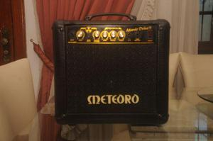 Amplificador meteoro semi novo 30 wats para guitarra