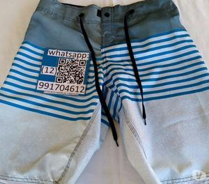 Bermudas tactel e ragatas e camisetas