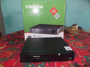 Intelbras NVD  + HD 1TB Western Digital Purple (Novo na