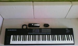 Piano Kurzweil SP76 - preto