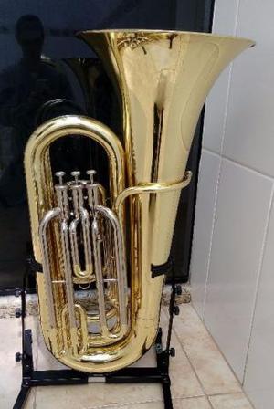 Tuba 3/4 Weril J370 Sib - Personalizada / Novissima /