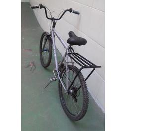 bicicleta caloi aro 26 com 21 marchas freios v break em alum