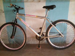Bicicleta bike de Alumínio